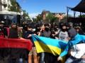 Акции под Лаврой и посольством России закончились без происшествий