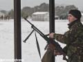Карта АТО: сутки прошли для украинских военных без потерь