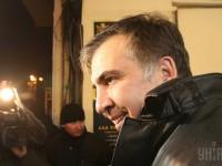 Саакашвили после суда направился к Верховной Раде