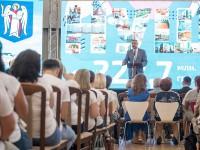 Кличко: На внедрение Новой украинской школы мы выделили больше денег, чем другие регионы