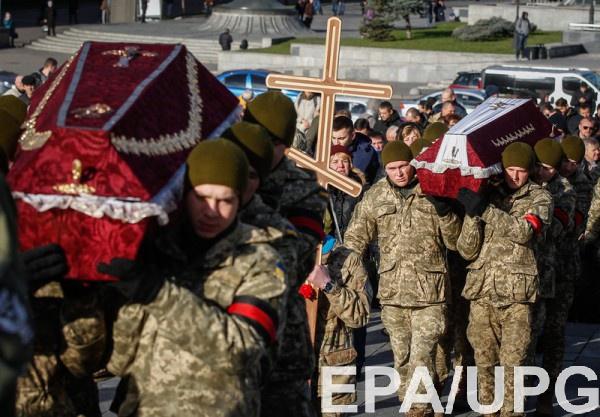 За2016 год вАТО покончили ссобой 63 украинских военных