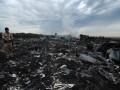 Сбитый пассажирский самолет Боинг-777 (видео)