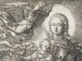 На барахолке во Франции нашли 500-летнюю гравюру Альбрехта Дюрера