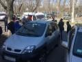 В Одессе BMW на переходе сбило женщину с ребенком