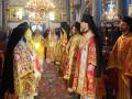 Иерархи ПЦУ провели богослужение в Стамбуле