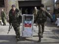 В Мариуполе протестовали против выборов в ДНР и ЛНР (видео)