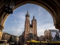 В Польше задержали украинца, чей дрон упал на храм в Кракове