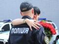 Одесский спецназовец организовал задержание девушки, чтобы сделать ей предложение