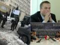 Итоги 22 ноября: разборки боевиков в Луганске, Холодницкий в больнице и метро на Троещину