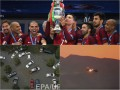 Итоги выходных: Крушение вертолета в Сирии, наводнение в Китае и финал ЕВРО 2016