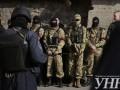 В центре Киева вооруженные люди устроили стрельбу и избили граждан