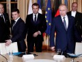 Вопрос Крыма на нормандском саммите не обсуждался