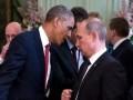 С Порошенко, Путиным и мухой. Белый дом показал лучшие фото Обамы за год