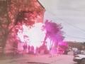 Взрыв дома в Волгограде: видео регистратора