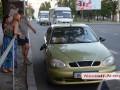 В Николаеве свидетели ДТП устроили самосуд над водителем
