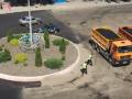 В Ржищеве произошла комичная погоня патрульных за нарушителем