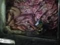 СБУ изъяла под Волновахой 13 тонн контрабандного мяса для ДНР