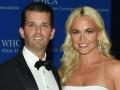 Невестка Трампа попала в больницу, открыв адресованный мужу конверт с порошком