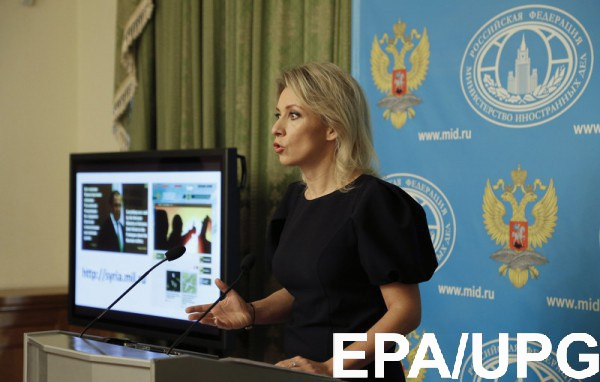 Захарова объяснила, почему пока нет необходимости комментировать обмен пленными
