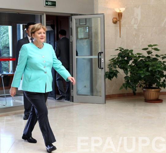 Ангеле Меркель повысят заработную плату на 5%