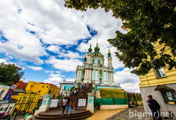 Киев - самый дешевый для туристов европейский город