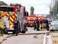 В США самолет упал на центр для детей, погибли два человека