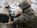 Сепаратисты выпустили 100 мин, ранен боец - штаб