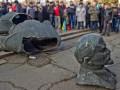 В КГГА рассказали, куда будут свозить демонтированные памятники