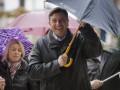 На президентских выборах в Словении лидирует экс-премьер - предварительные данные
