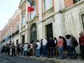 На выборах во Франции зафиксирована рекордная явка избирателей