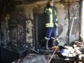 В Одессе произошел пожар в строительной академии, есть пострадавшая