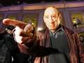 В Петербурге задержали человека в маске Путина