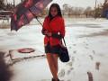 День в фото: Первый снег и гигантский Гагарин