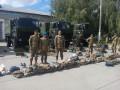 Украинские десантники впервые едут на международные артиллерийские учения