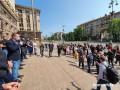 После протеста под КГГА Кличко разрешил продавать кофе на вынос