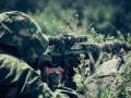 На Донбассе от пули снайпера боевиков погиб украинский военный