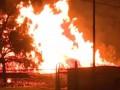 В США сгорели девять миллионов литров виски