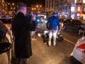 В Киеве скутер сбил пешехода