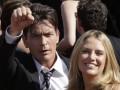 Бывшую жену актера Чарли Шина арестовали за нападение и кокаин