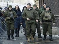 Руслана: У меня на глазах убили охранника Захарченко