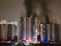 Во Вьетнаме при пожаре в ЖК погибли 13 человек