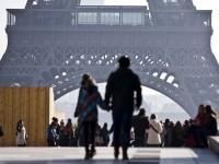 В Париже прошла панихида по погибшим от террора в Украине