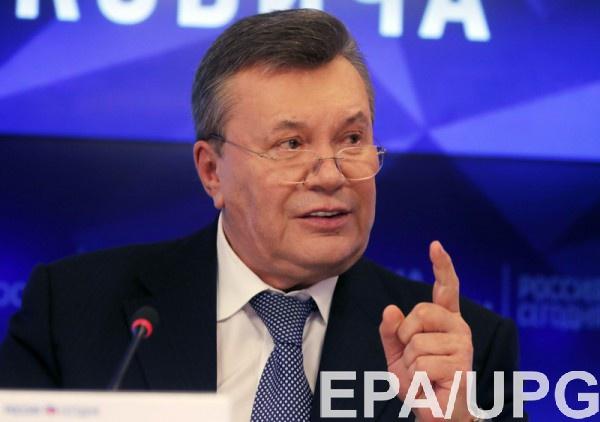 Януковича ждут в суде в связи с апелляцией
