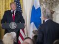 Трамп не считает Россию угрозой безопасности
