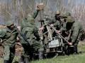 У Крымского в Луганской области произошло столкновение с боевиками