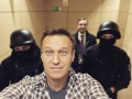 В РФ задержали Алексея Навального