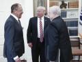 Кремль прокомментировал встречу Лаврова с Тиллерсоном и Трампом