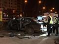 В Киеве в результате взрыва авто пострадал мужчина