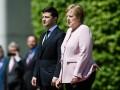 Зеленский и Меркель обсудили ситуацию на Донбассе и обмен пленными