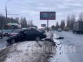 Mitsubishi сбила насмерть двух женщин на переходе в Харькове